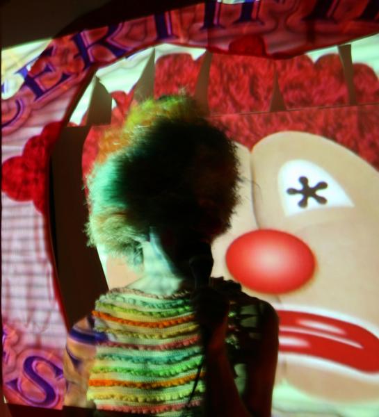 BBB3 - clownface